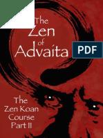 The Zen of Advaita Part II