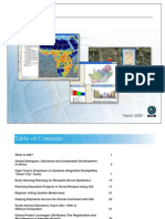 Gis in Africa