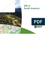 Gis in South America