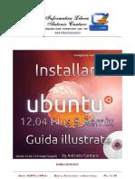Installazione Ubuntu 12-04 Plus9 Guida Illustrata