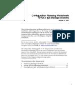 Cx3 40c Iscsi Fc Plan Worksheets
