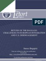 Return of the Balkans