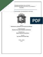 Estudio de Mercado de Un Ingeniero de Sistemas