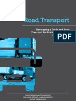 Road Transport - Developing trade ans transport facilitation strategy for the Arab World