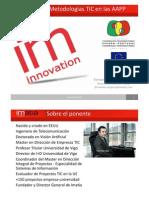 Imatia Metodologias TIC 20130523 [Sólo lectura]