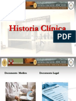 Historia Clínica