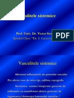 Vasculitele Sistematice Prof. Dr. Stoica