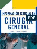 Informacion Esencial Cirugia General Fororinconmedico