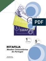 notafilia - moedas comunitrias de portugal