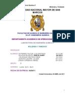 Molienda y Tamizado Grupod Prof.meneses