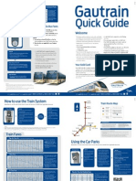 Gautrain Guide