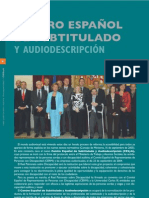 Centor Espanhol de Subtitulado