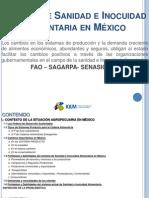 Sistema de Sanidad e Inocuidad Alimentaria en México