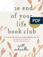 The End of Your Life Book Club by Will Schwalbe - A book club companion