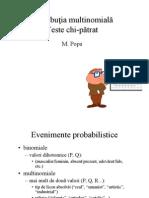 Distributie multinominala