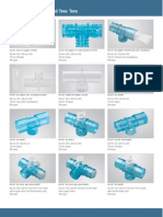 Carefusion Connectors Adapters Tees