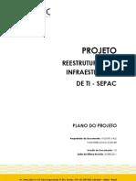 Implantação Infraestrutura TI JPCLAB