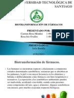 Importancia Clinica Del Metabolismo de Farmacos