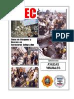 Ayudas Visuales Data Show BREC