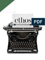 Ethos Magazine | Issue I
