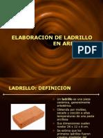 Ladrillo en Arequipa