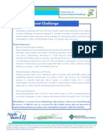 Carbon Footprint Challenge
