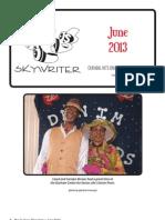 Durham Skywriter — June 2013