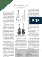 El violonchelo, por Asunción Belda Castillo