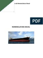 Apostila de Nomenclatura Naval