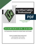 Exam Guide
