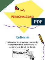 Que Es Personalidad[1]