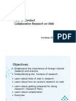 Collaborative Research on Web KS