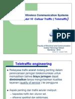 Modul 10_Cellular Traffic (Teletraffic)