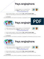 webquest -english speaking world - part 1