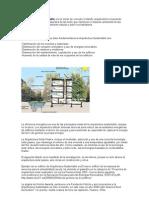 La Arquitectura Sustentable