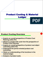 ProductCosting Material Ledger1
