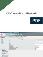 Kaso Kandel to Jatiwangi
