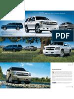 2009 Chevrolet Suburban Brochure