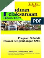 Inovasi Pengembangan SMK