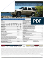 2009 Chevrolet Tahoe Quickfacts