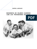 Biografia Historica de Hilario Cuadros