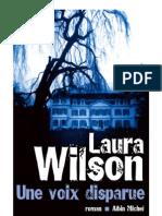 Une voix disparu - Laura Wilson.pdf