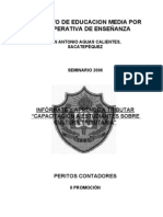 SEMINARIO Milpas Altas