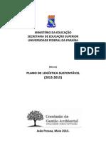 Plano de Logistica Sustentavel - Atual 06-06 (Minuta)