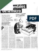 Les Scandales de La Micro-Micro Hebdo 16-04-2009
