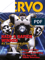 Servo Magazine 01 2005