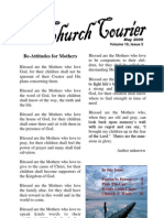 The Church Courier, May 2009