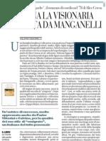Valerio Magrelli su «La morte del padre» di Alice Ceresa - La Repubblica 06.06.2013