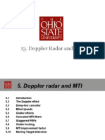 13. Doppler Radar and MTI_2013