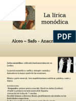 La Li Rica Mono Dica